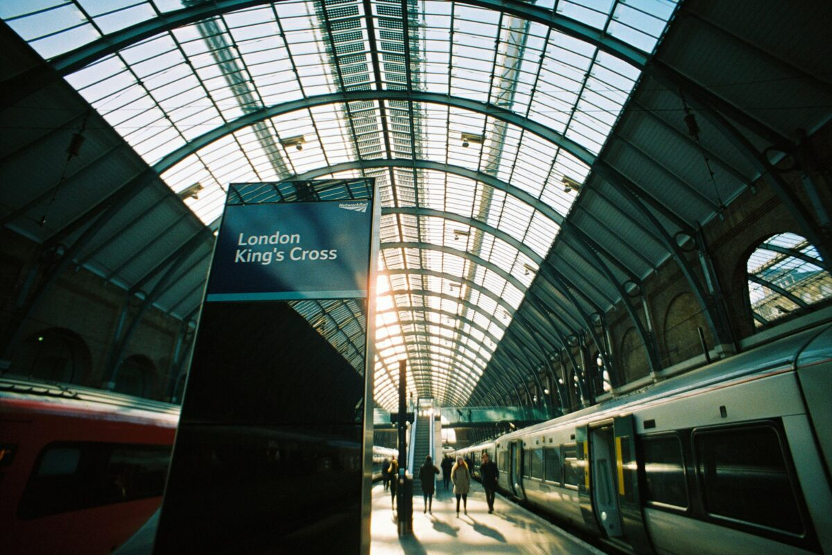 King's Cross Station luggage storage