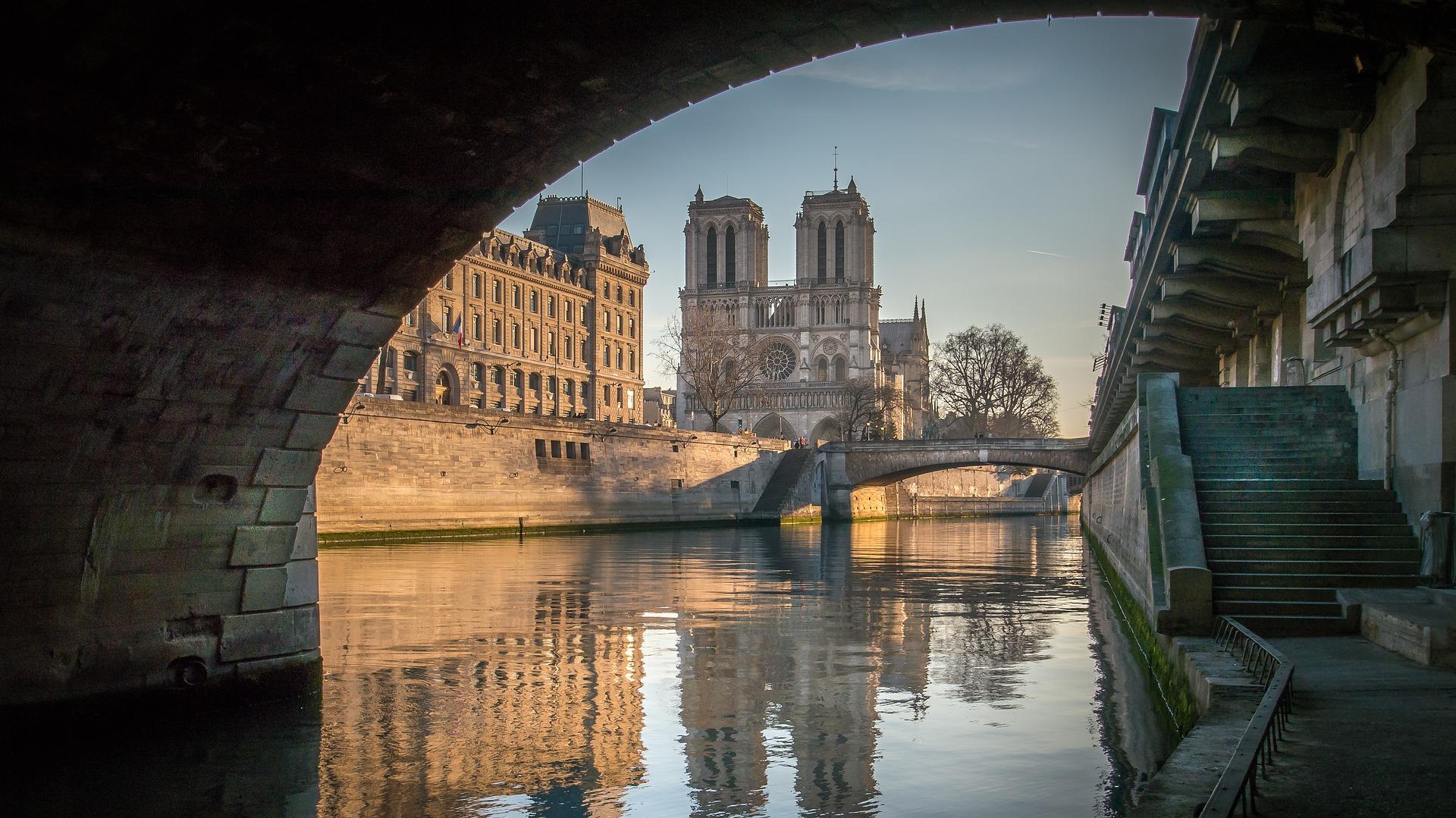 Notre-Dame Île de la Cité, Paris