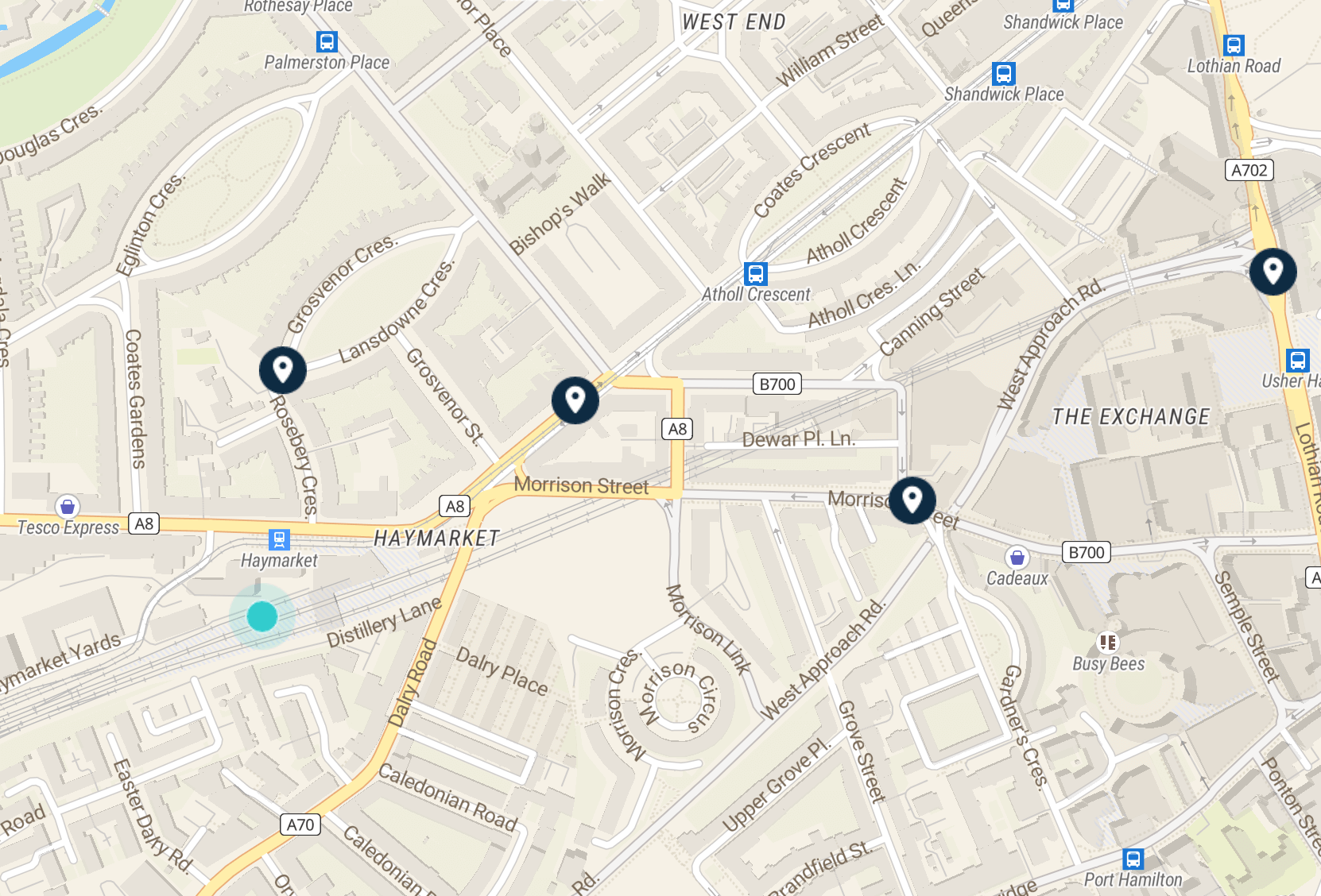 EEdinburgh-haymarket-map