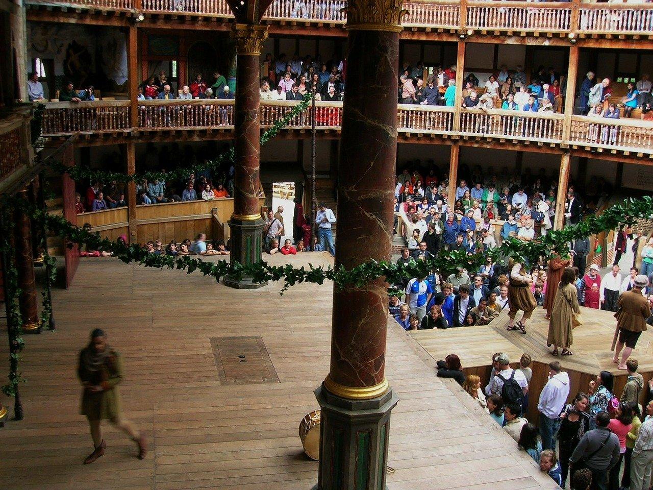shakespear's-globe-theatre