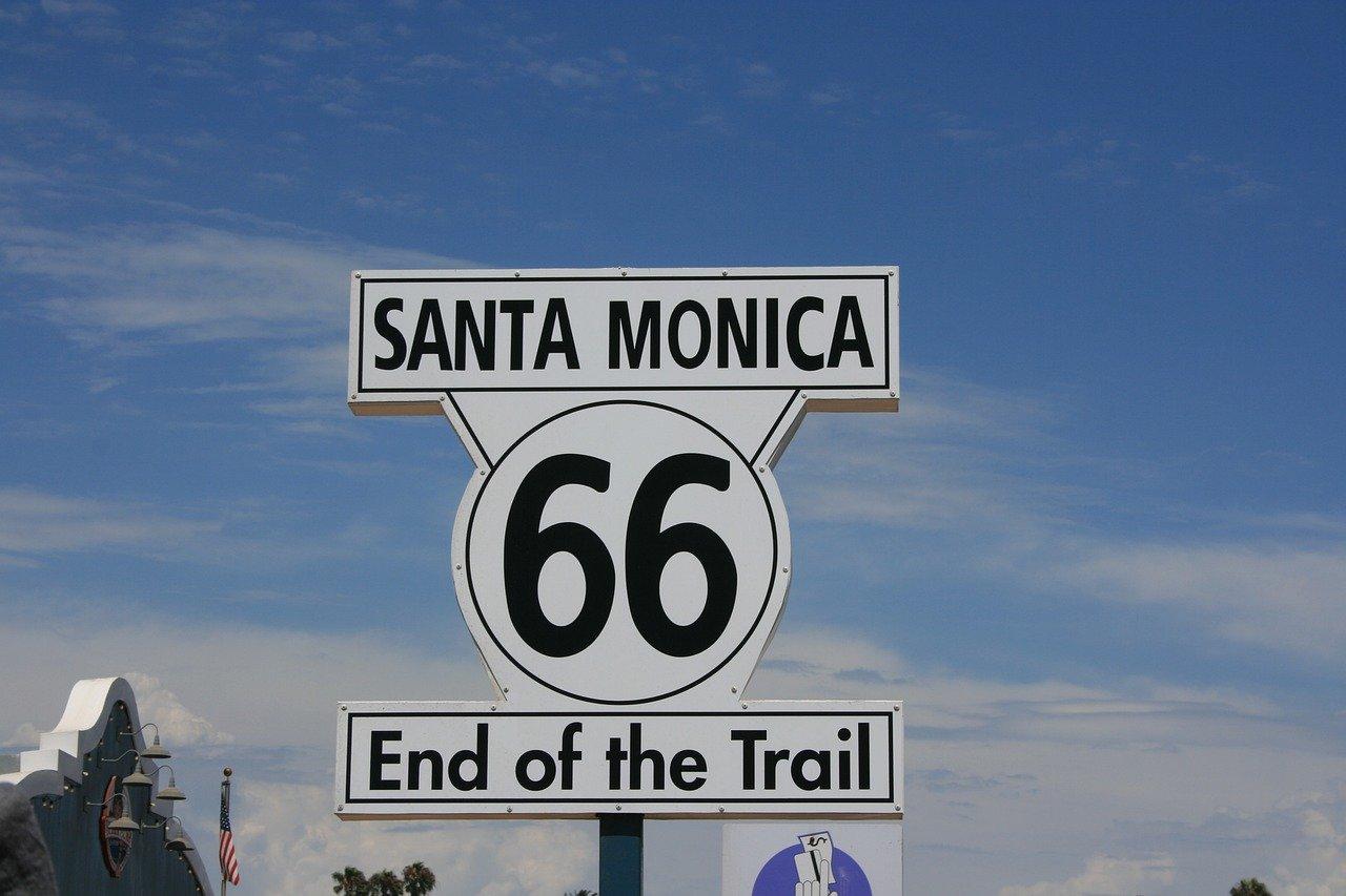 santa-monica-route 66